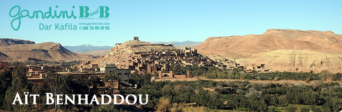01 - The ksar of Ait Benhaddou