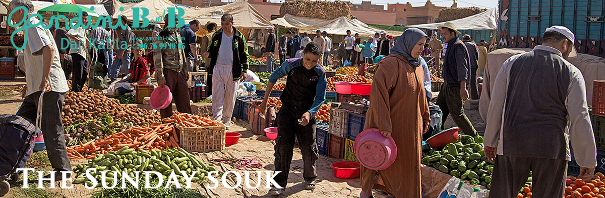 03 - The Sunday Souk